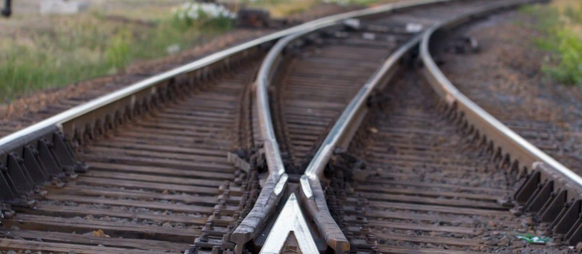 Järnväg sammanslagning