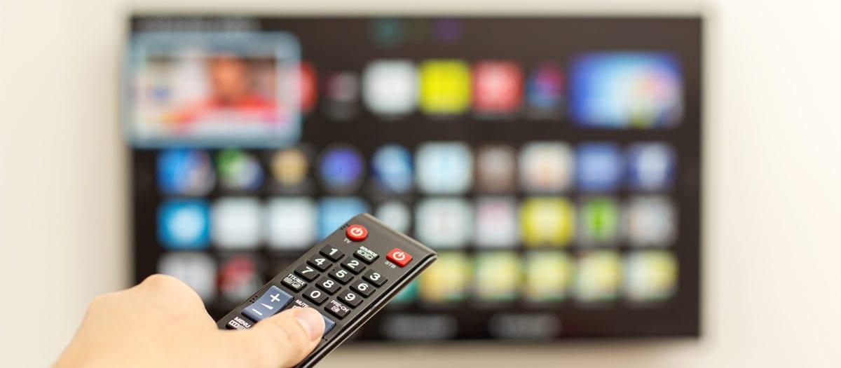 Tv-kanaler via fiber
