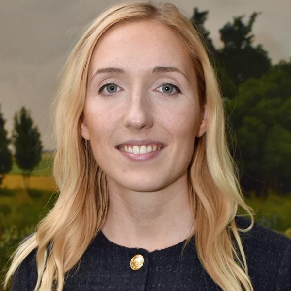 Cecilia Reje, Landsbygdsexpert, Företagande och Analys, Lantbrukarnas Riksförbund