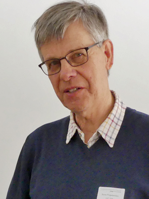Sune Fogelström, Skärgårdarnas Riksförbund