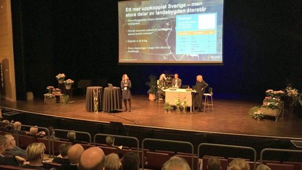 Nationell bredbandskonferens 2019 i Vara - IP-Only
