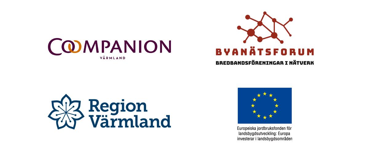 Coompanion Värmland, Byanätsforum, Region Värmland, EU