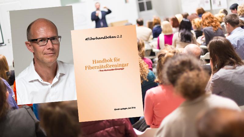 Magnus Andersson är författare till Fiberhandboken 2.2.