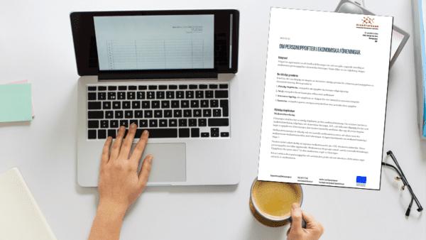 Ny guide om dataskyddsförordningen och GDPR.