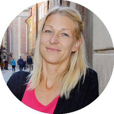 Anna Johansson, Byanätsforums kansli