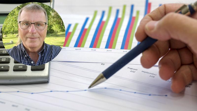 Göran Elfving, Fiberekonomi